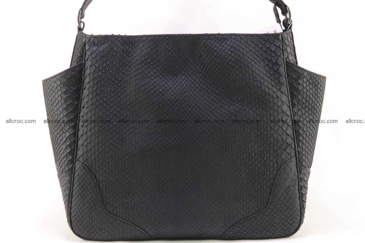 Python skin women handbag 265 Foto 1