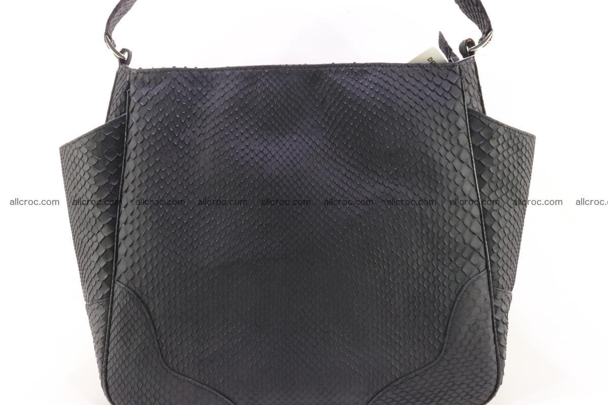 Python skin women handbag 265 Foto 4