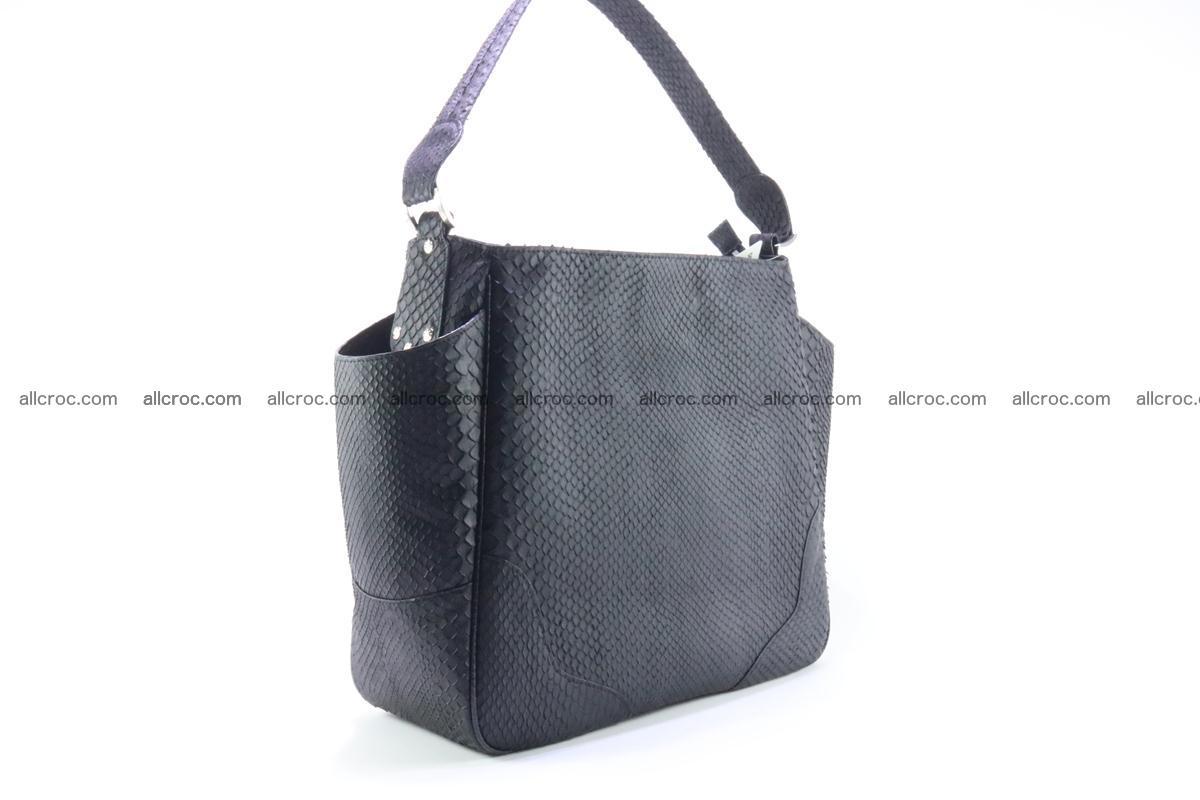 Python skin women handbag 265 Foto 2