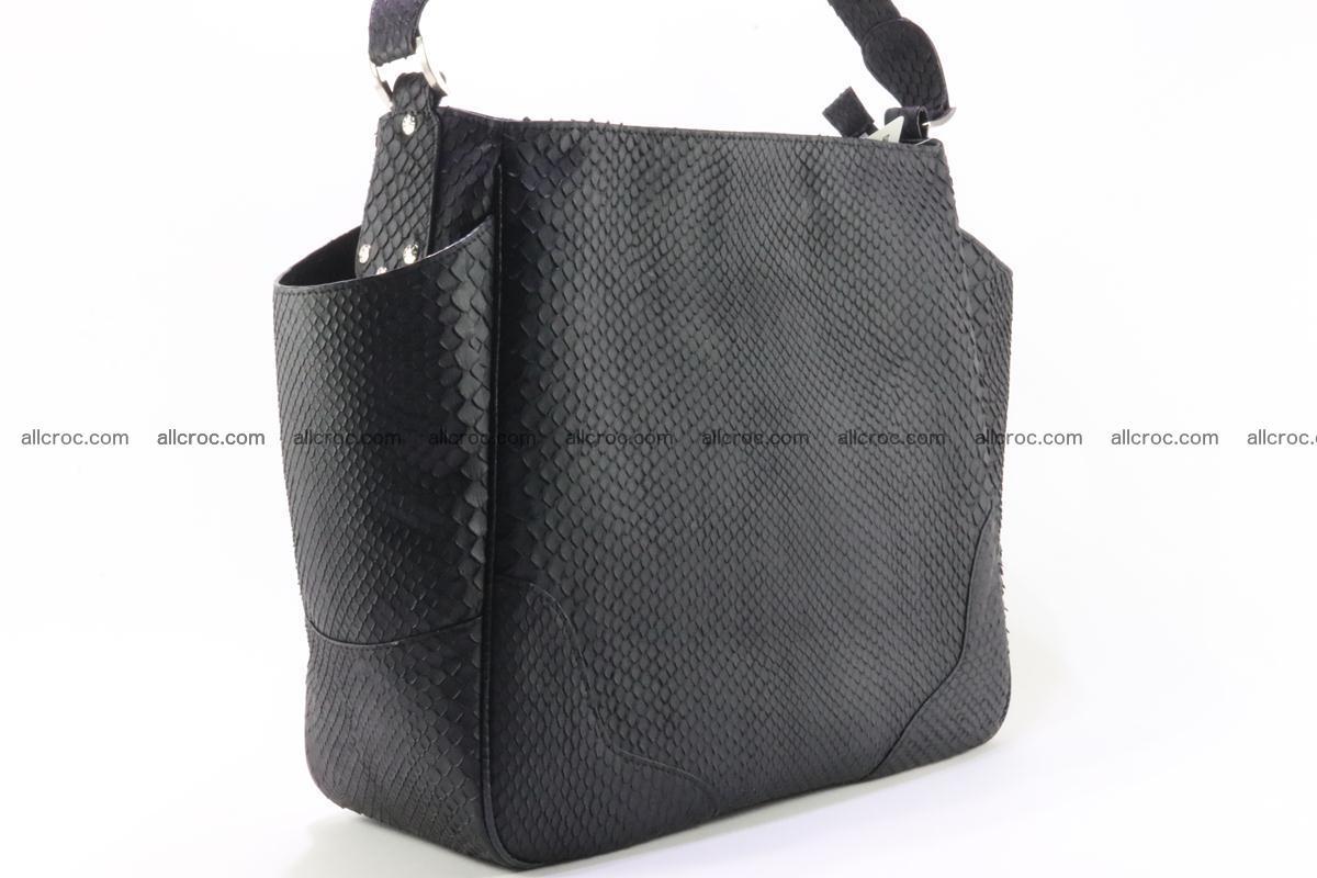 Python skin women handbag 265 Foto 5