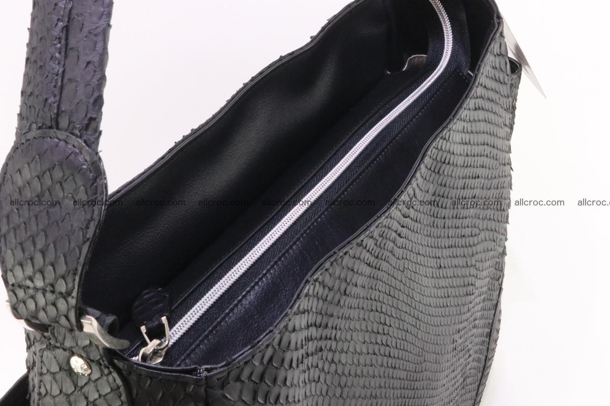 Python skin women handbag 265 Foto 8