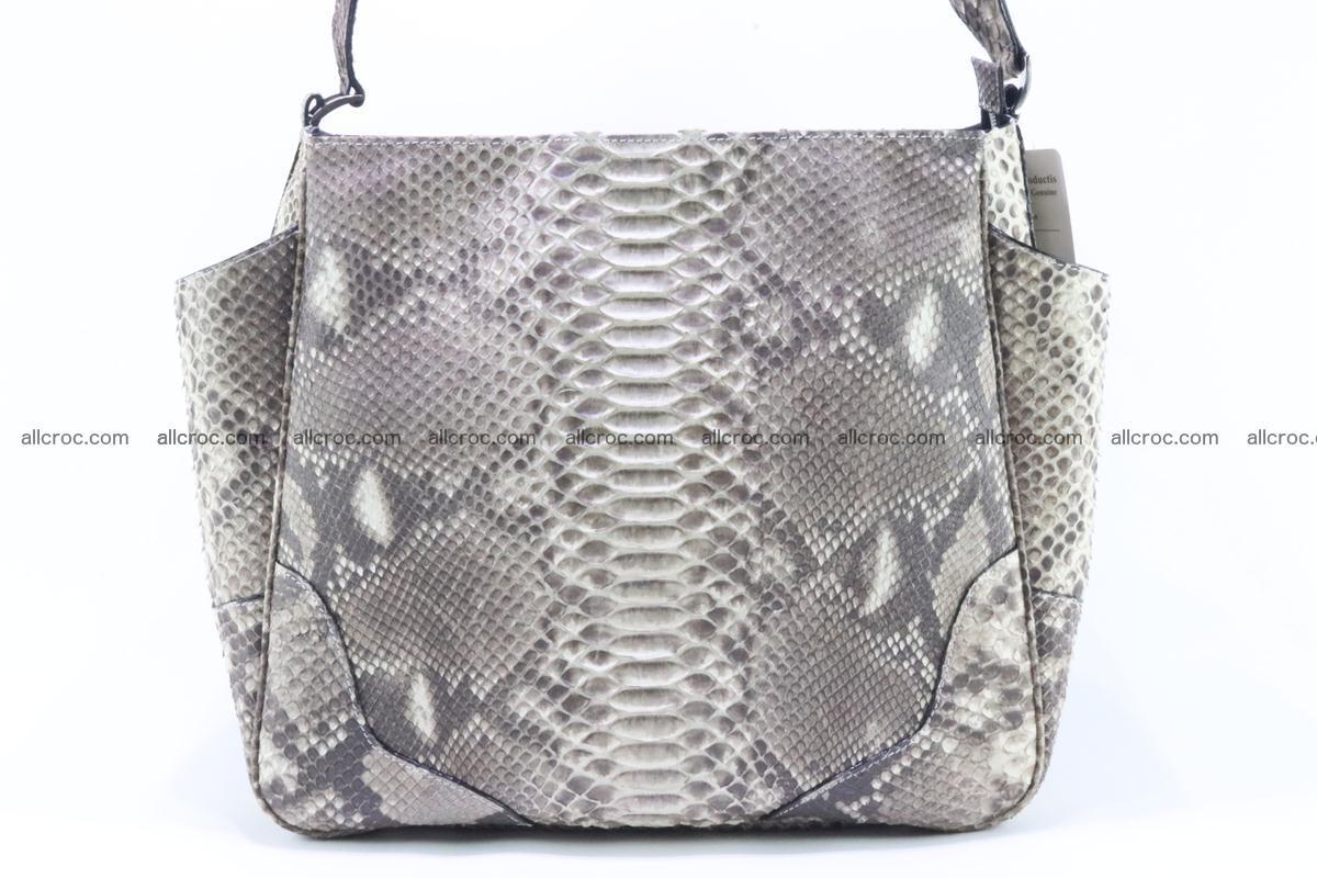Python skin women handbag 266 Foto 2
