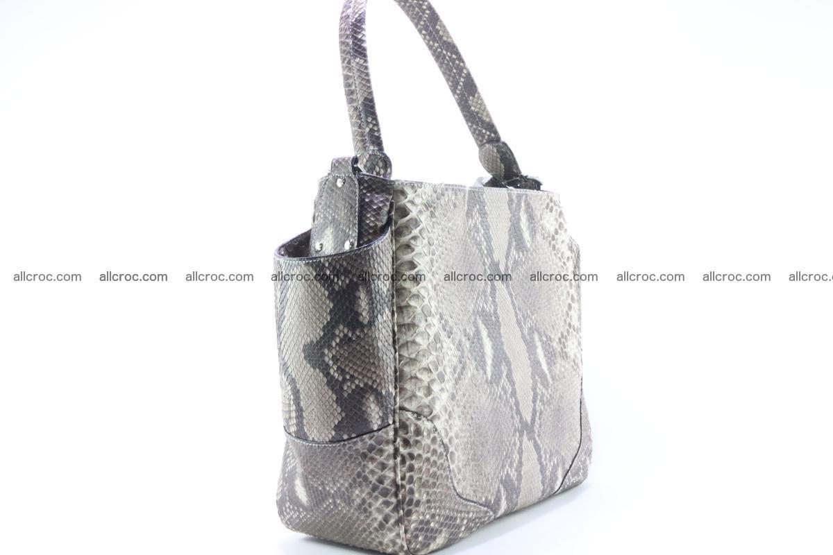 Python skin women handbag 267 Foto 2