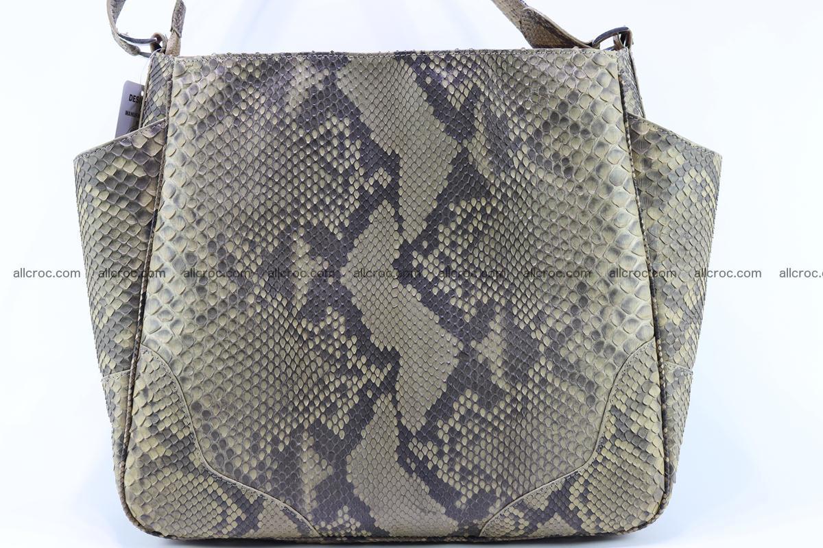 Python skin women handbag 269 Foto 1