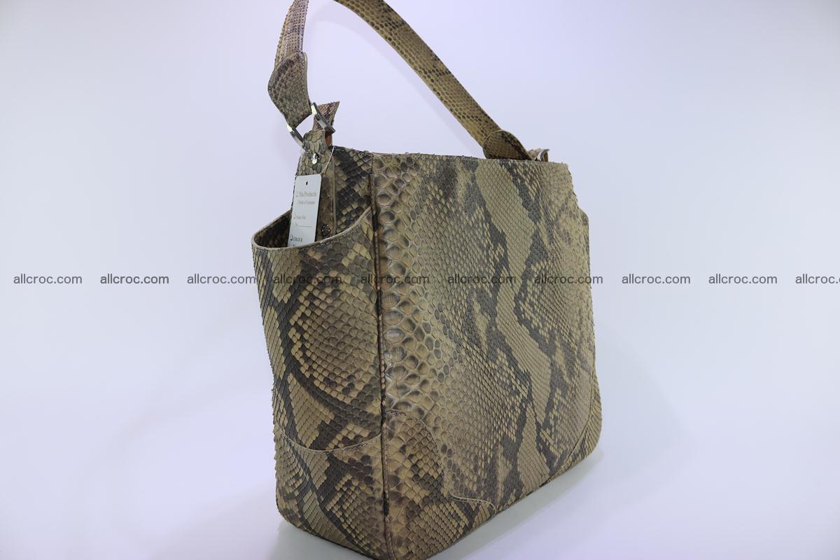 Python skin women handbag 269 Foto 2
