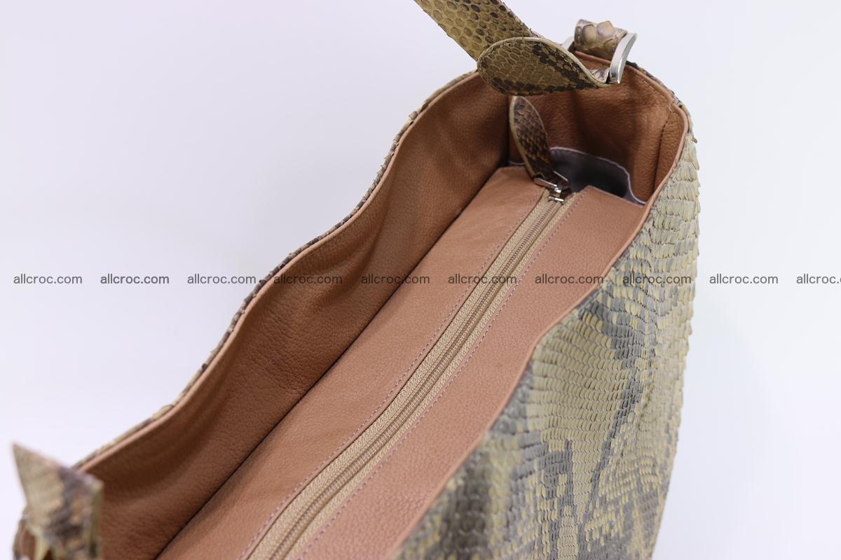 Python skin women handbag 269 Foto 8
