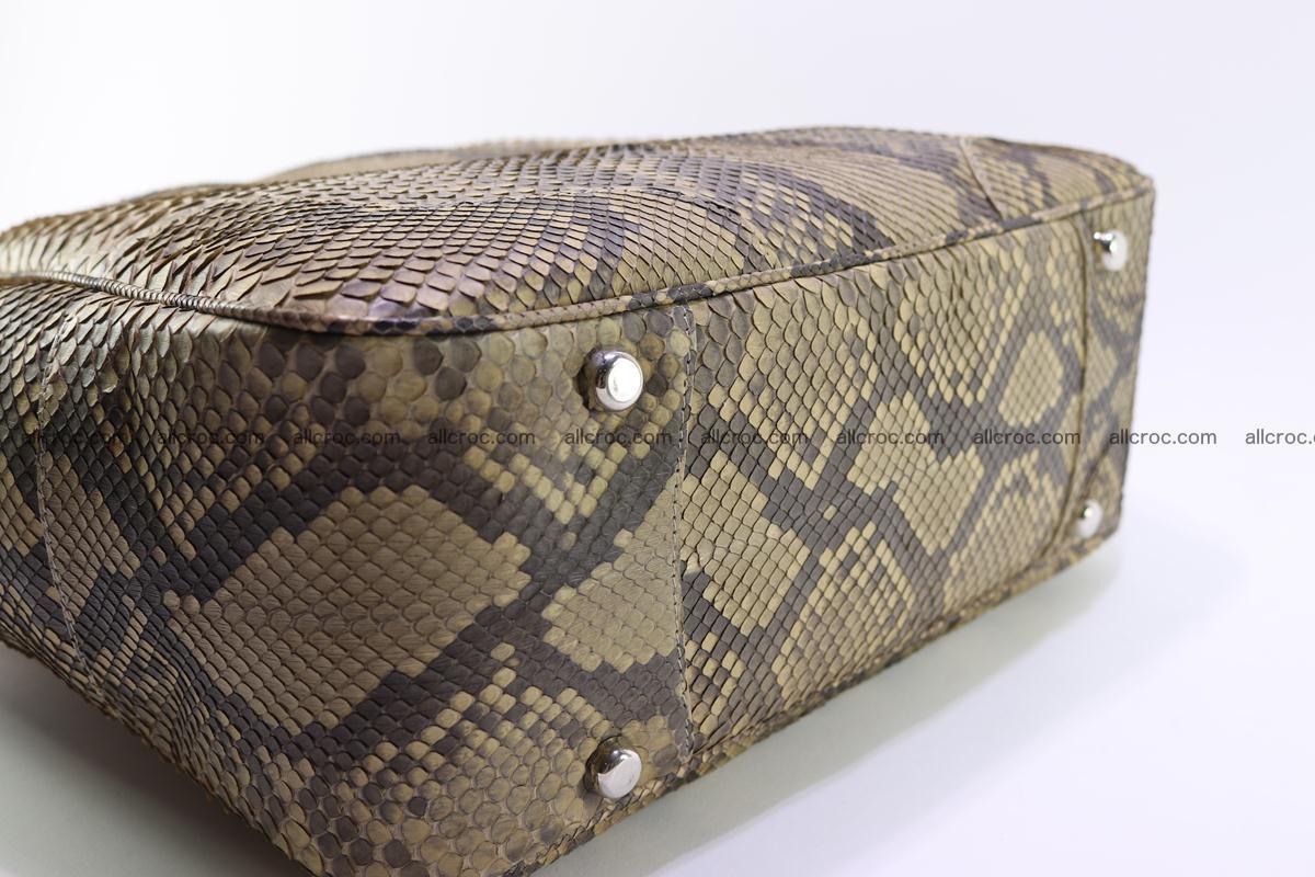 Python skin women handbag 269 Foto 4