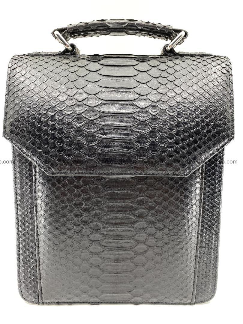 Python snake skin handbag 695 Foto 0