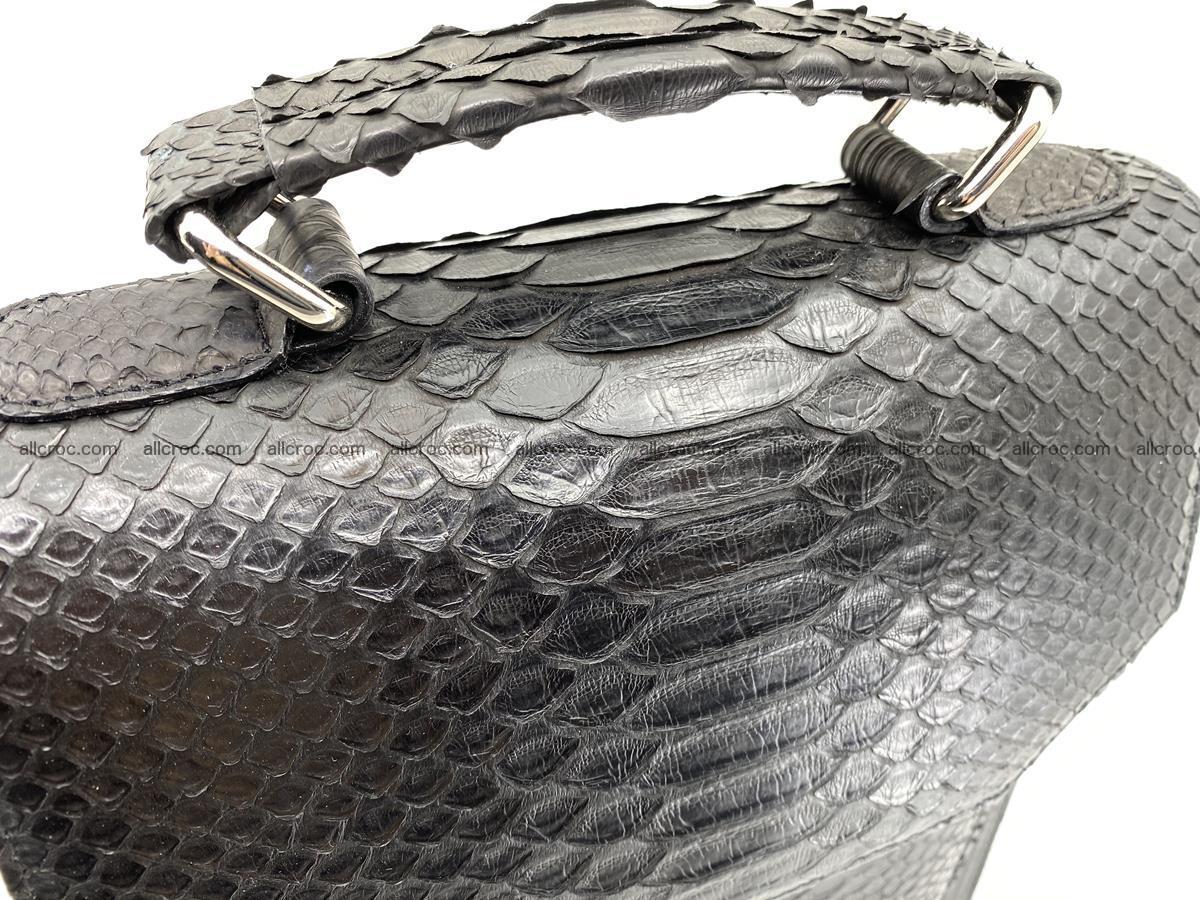 Python snake skin handbag 695 Foto 3