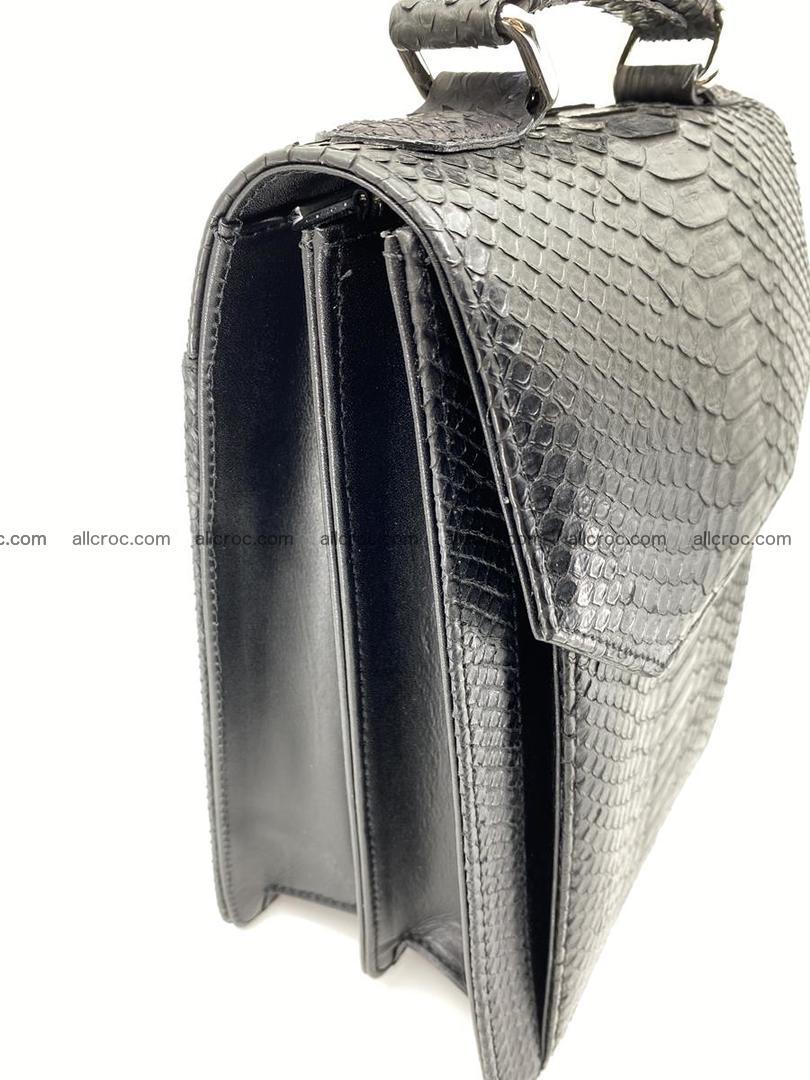 Python snake skin handbag 695 Foto 5