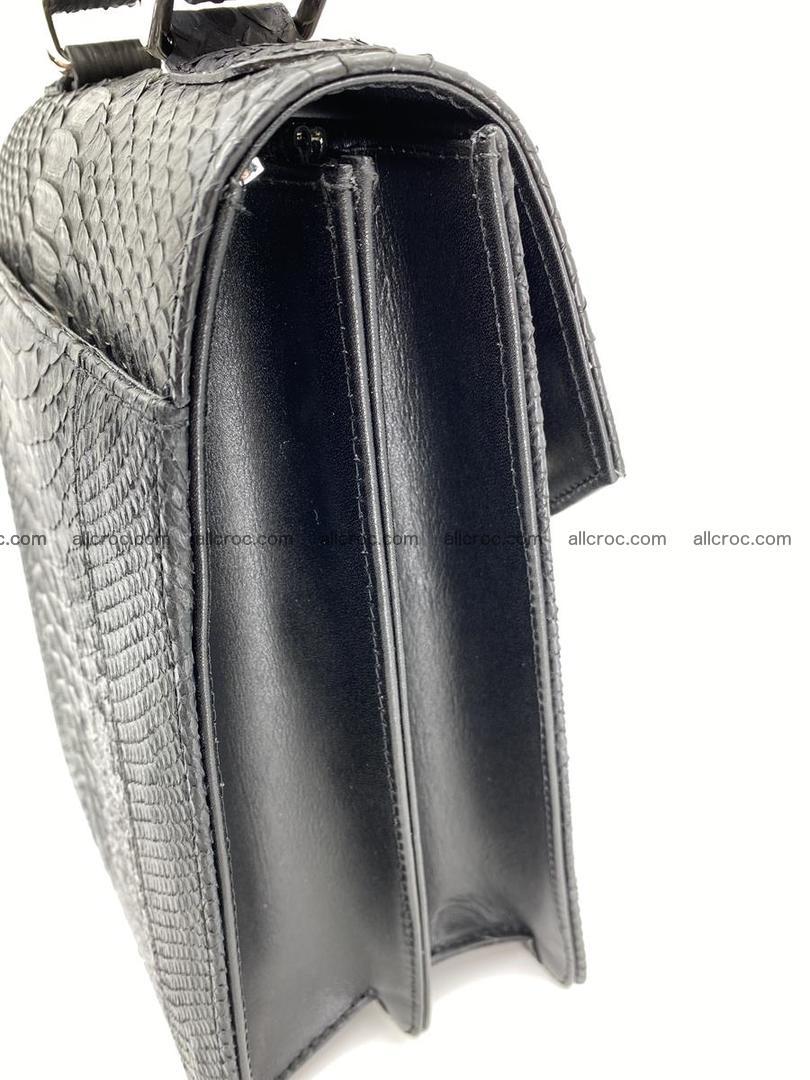 Python snake skin handbag 695 Foto 4