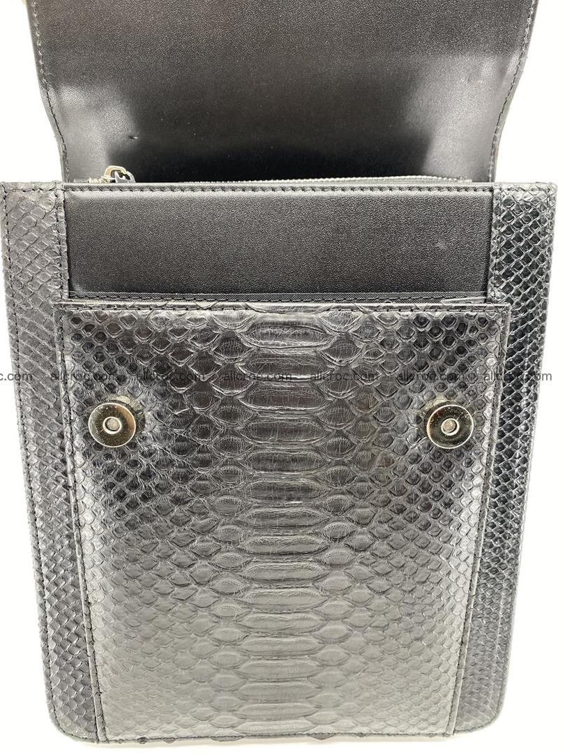 Python snake skin handbag 695 Foto 2