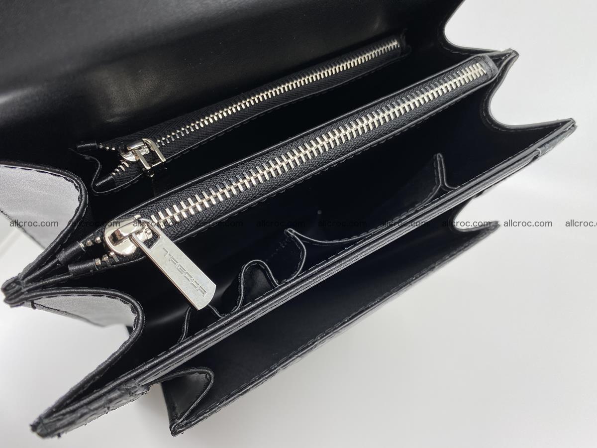 Python snake skin handbag 695 Foto 8