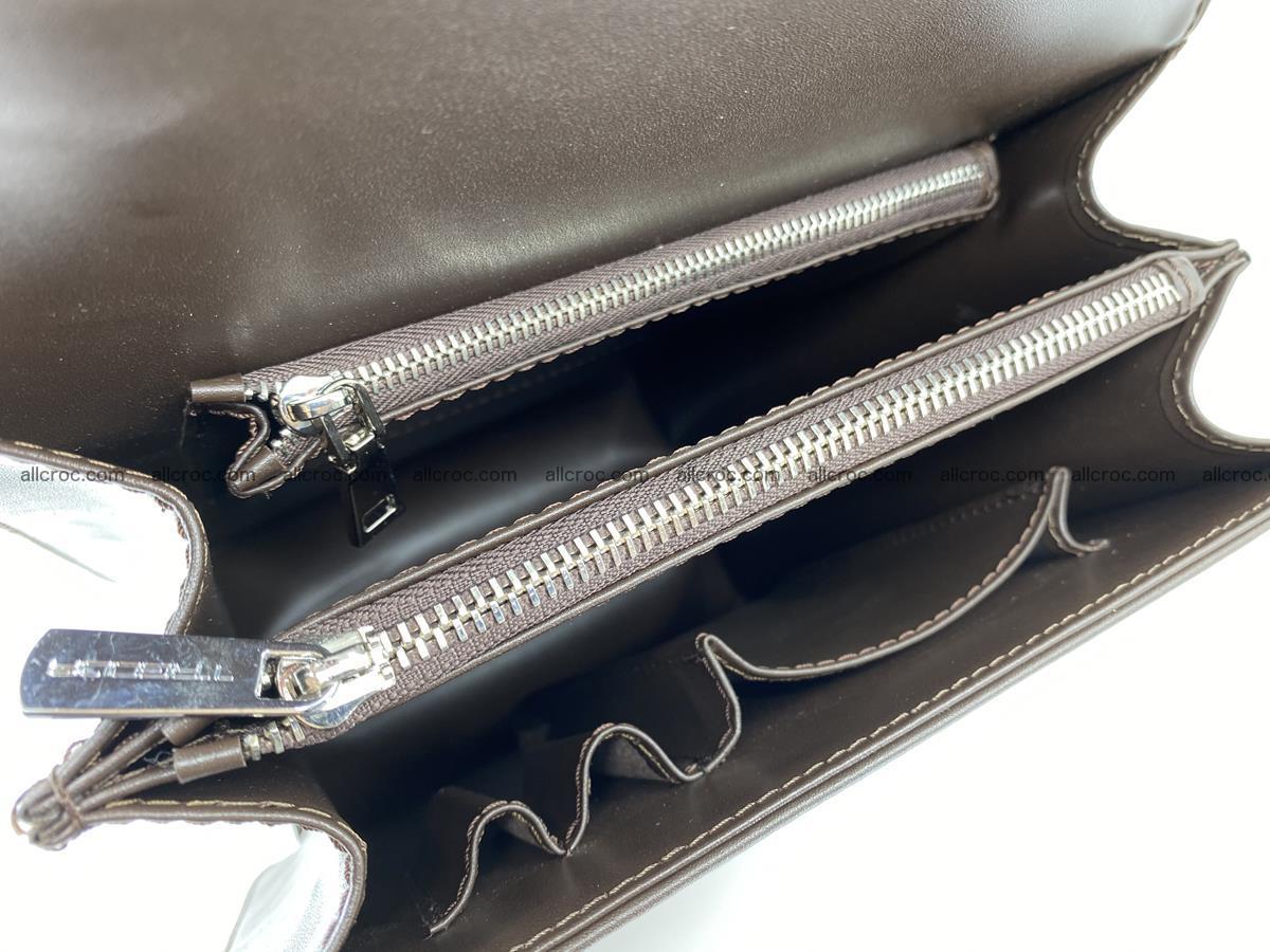 Python snake skin handbag 696 Foto 6