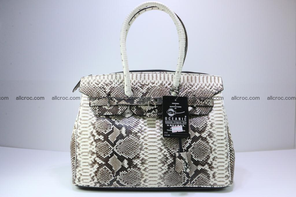 Python womens handbag 394 Foto 0