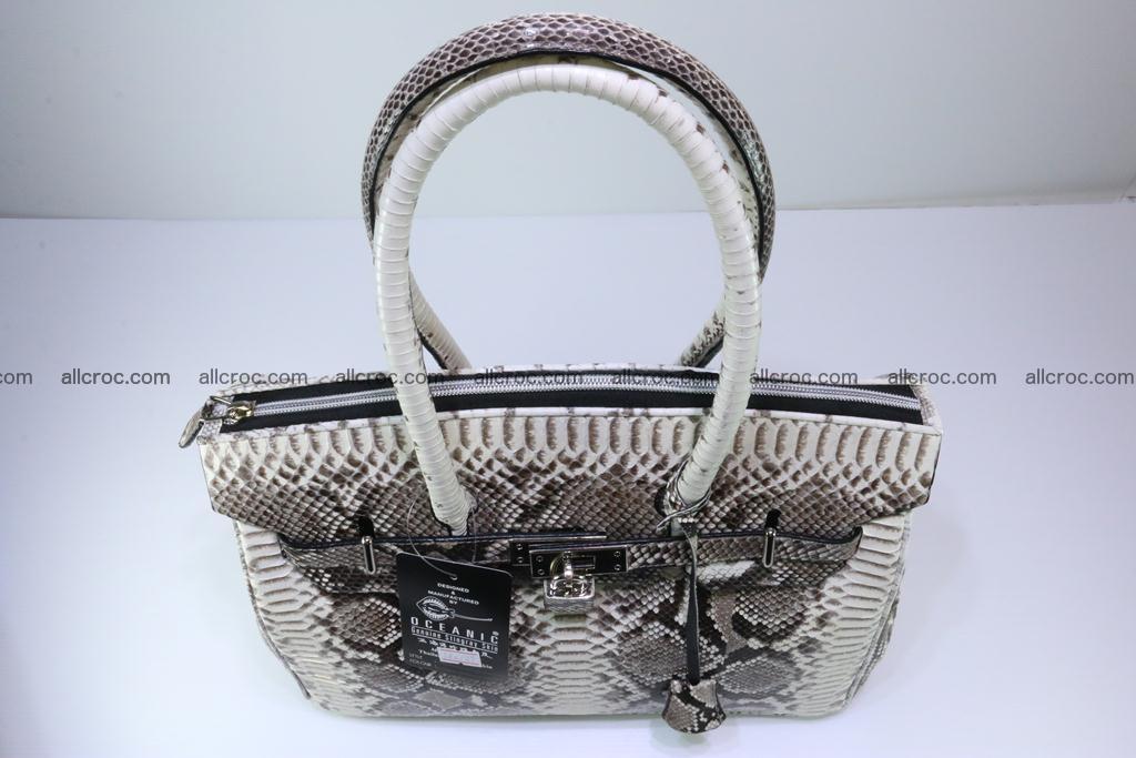 Python womens handbag 394 Foto 7