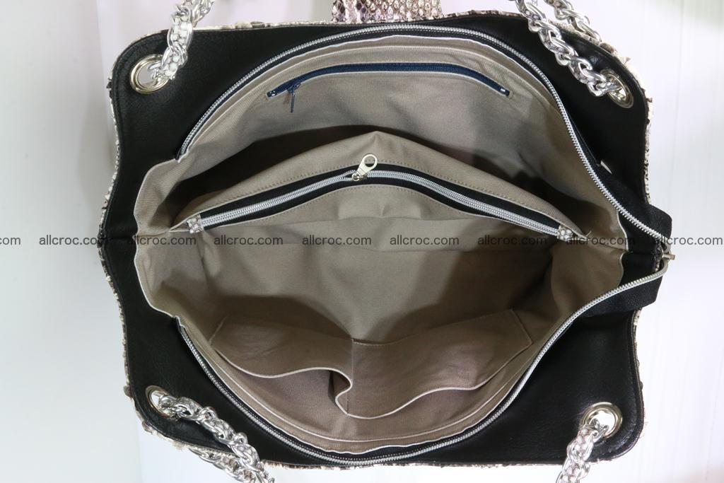 Python womens handbag 395 Foto 7