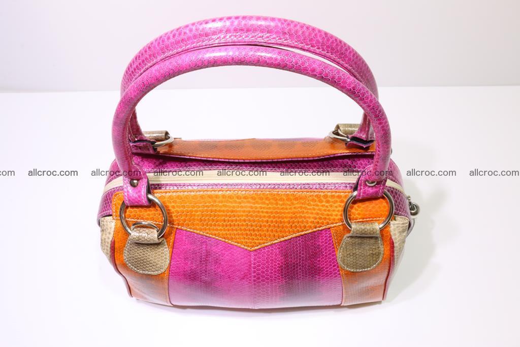sea snake ladies handbag 403 Foto 3