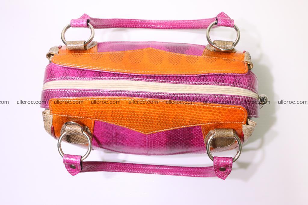 sea snake ladies handbag 403 Foto 8