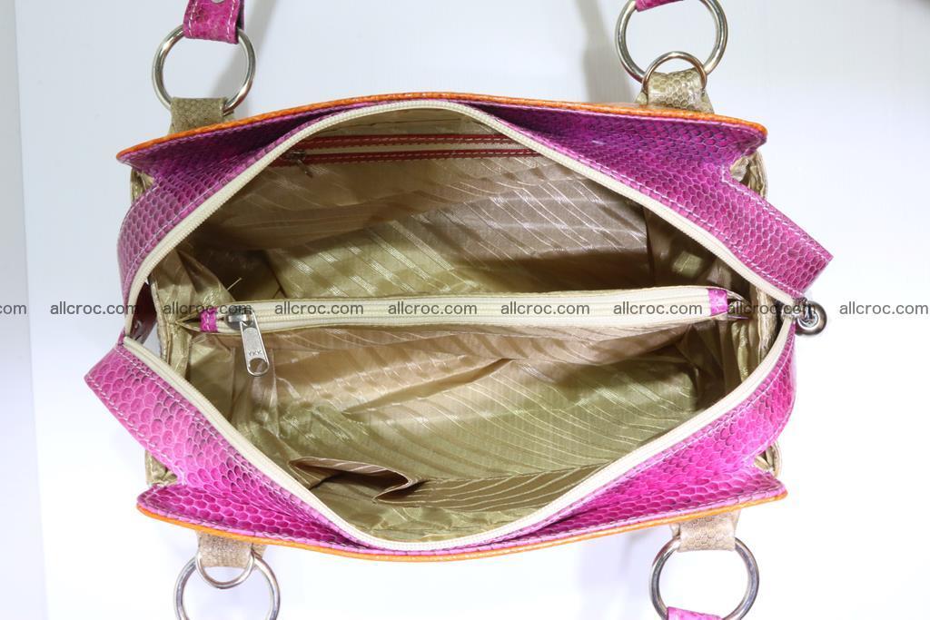 sea snake ladies handbag 403 Foto 11
