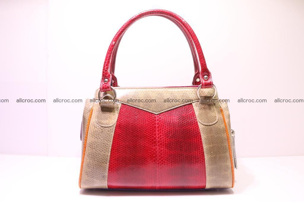 sea snake ladies handbag 404 Foto 0