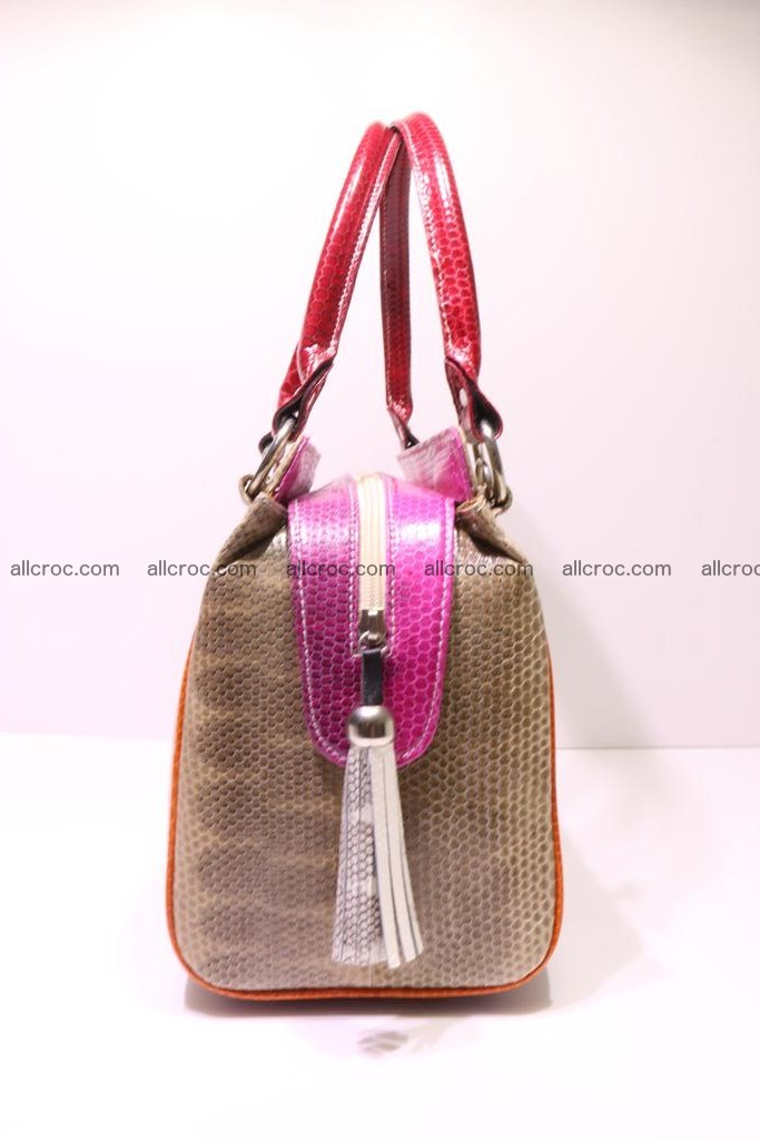 sea snake ladies handbag 404 Foto 7