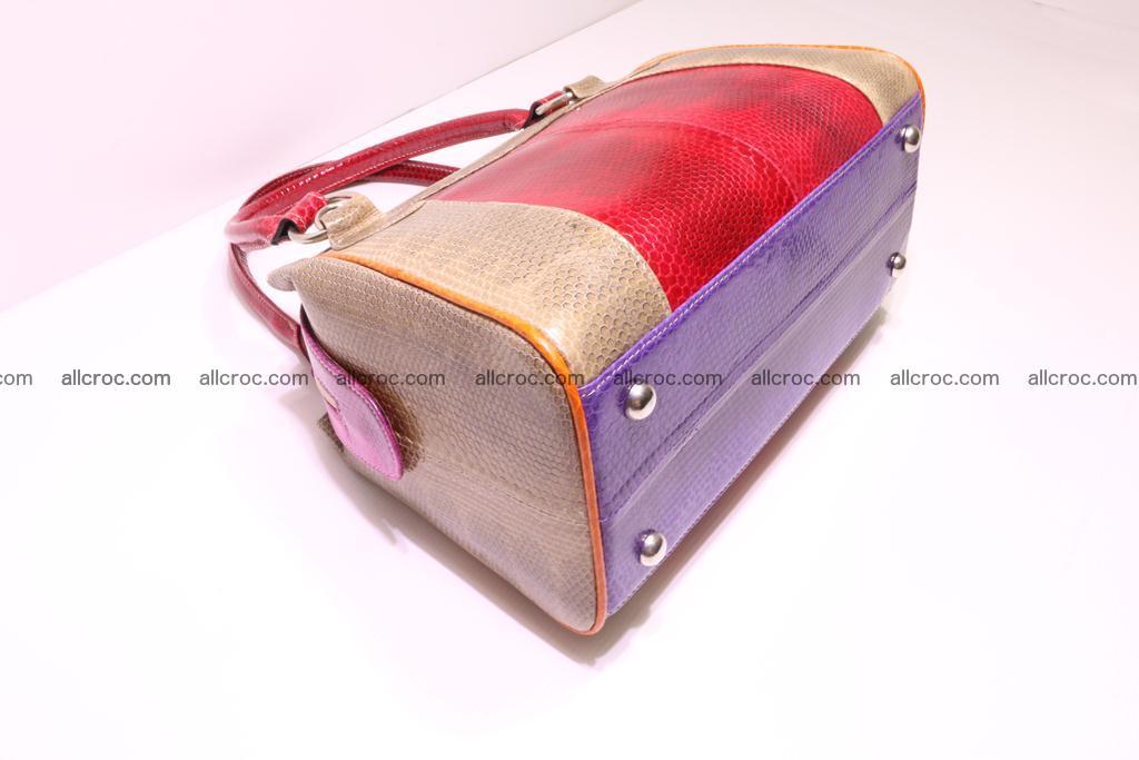 sea snake ladies handbag 404 Foto 4