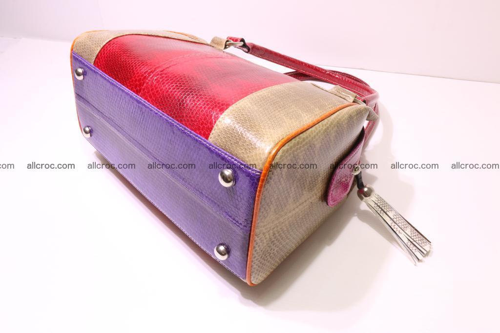 sea snake ladies handbag 404 Foto 5