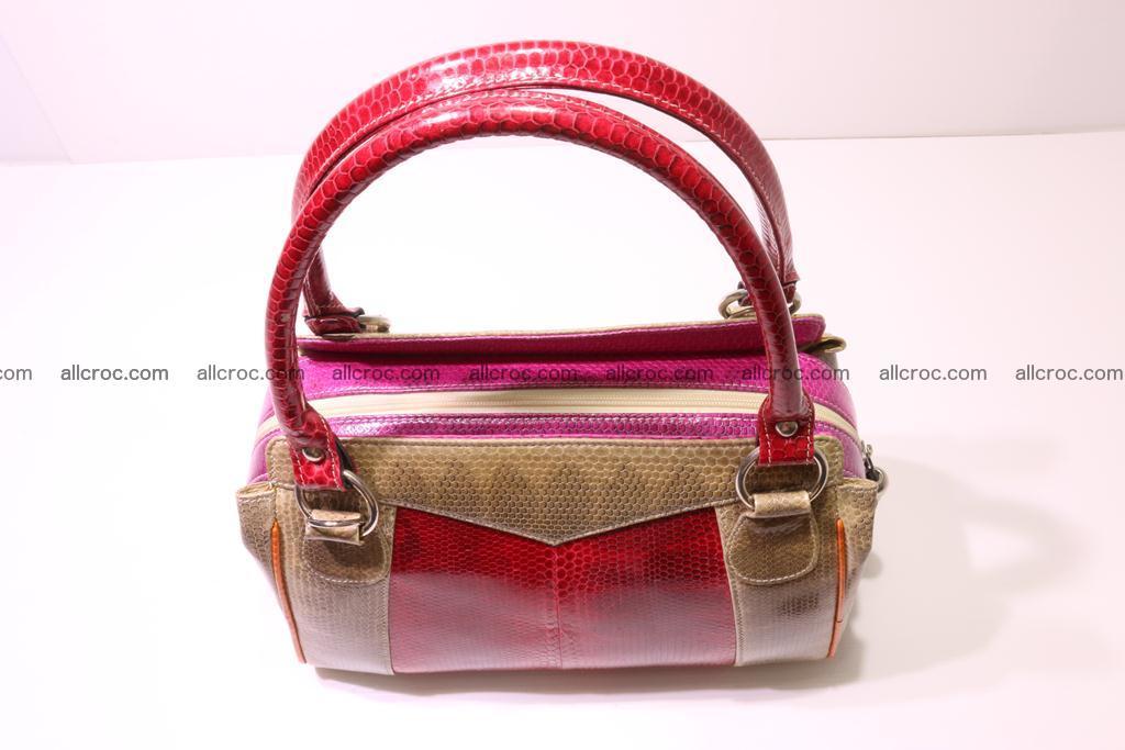 sea snake ladies handbag 404 Foto 6