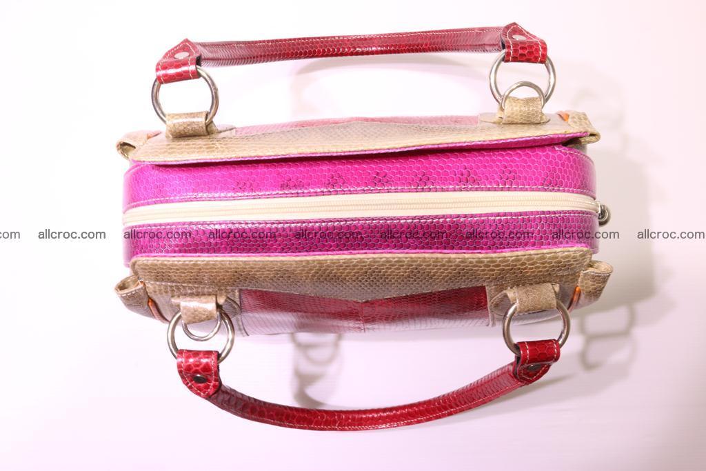 sea snake ladies handbag 404 Foto 9