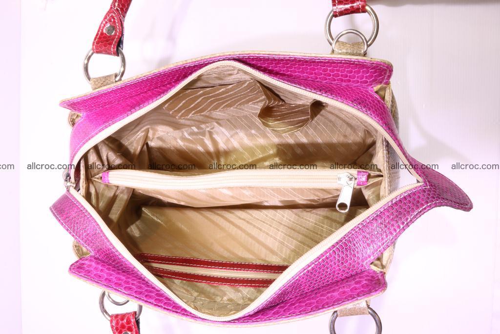 sea snake ladies handbag 404 Foto 10
