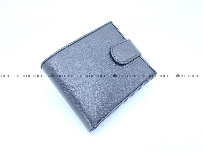 Sea snake skin billfold small 1092