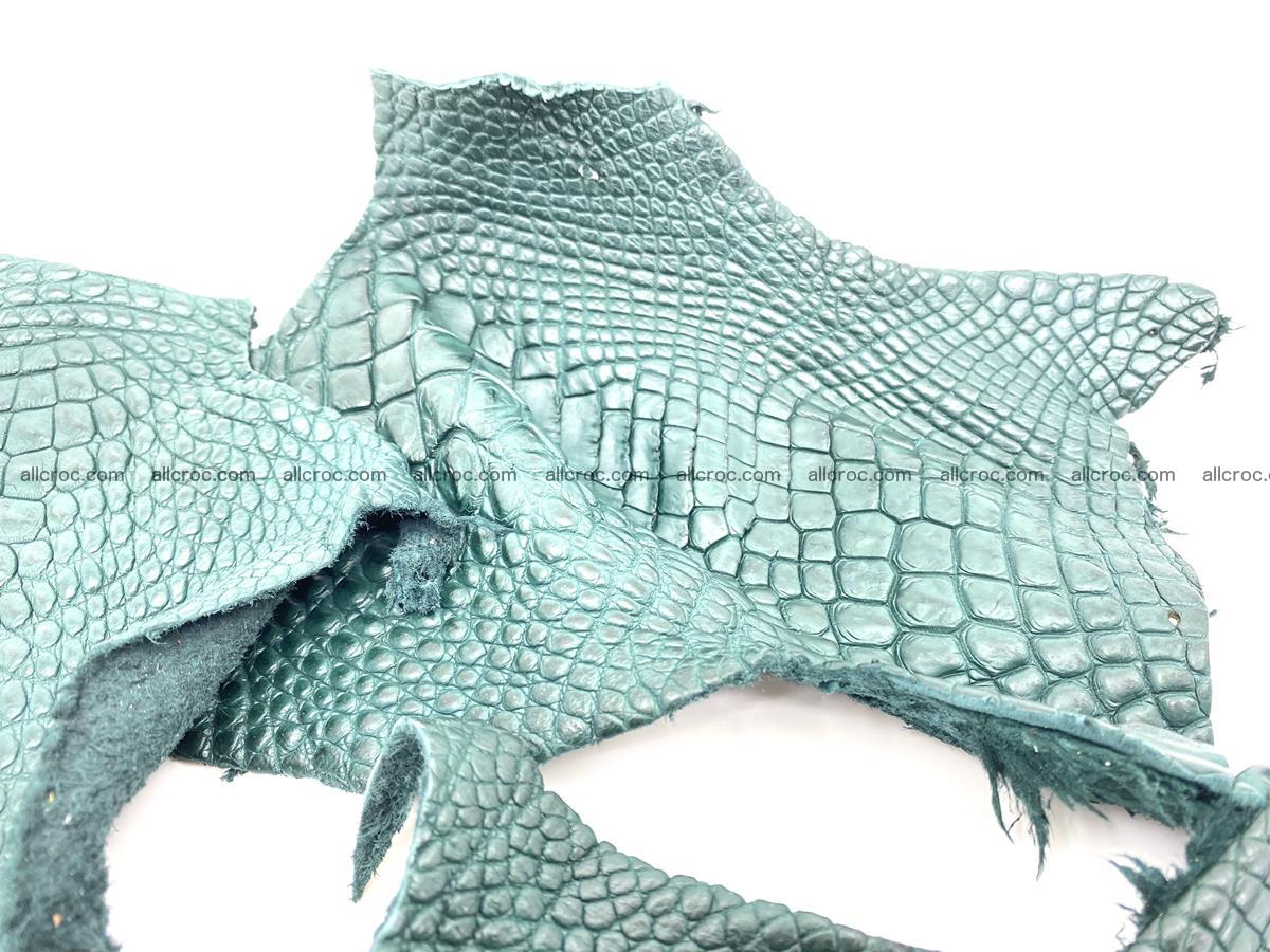 Crocodile leather for handcrafting  825 Foto 2