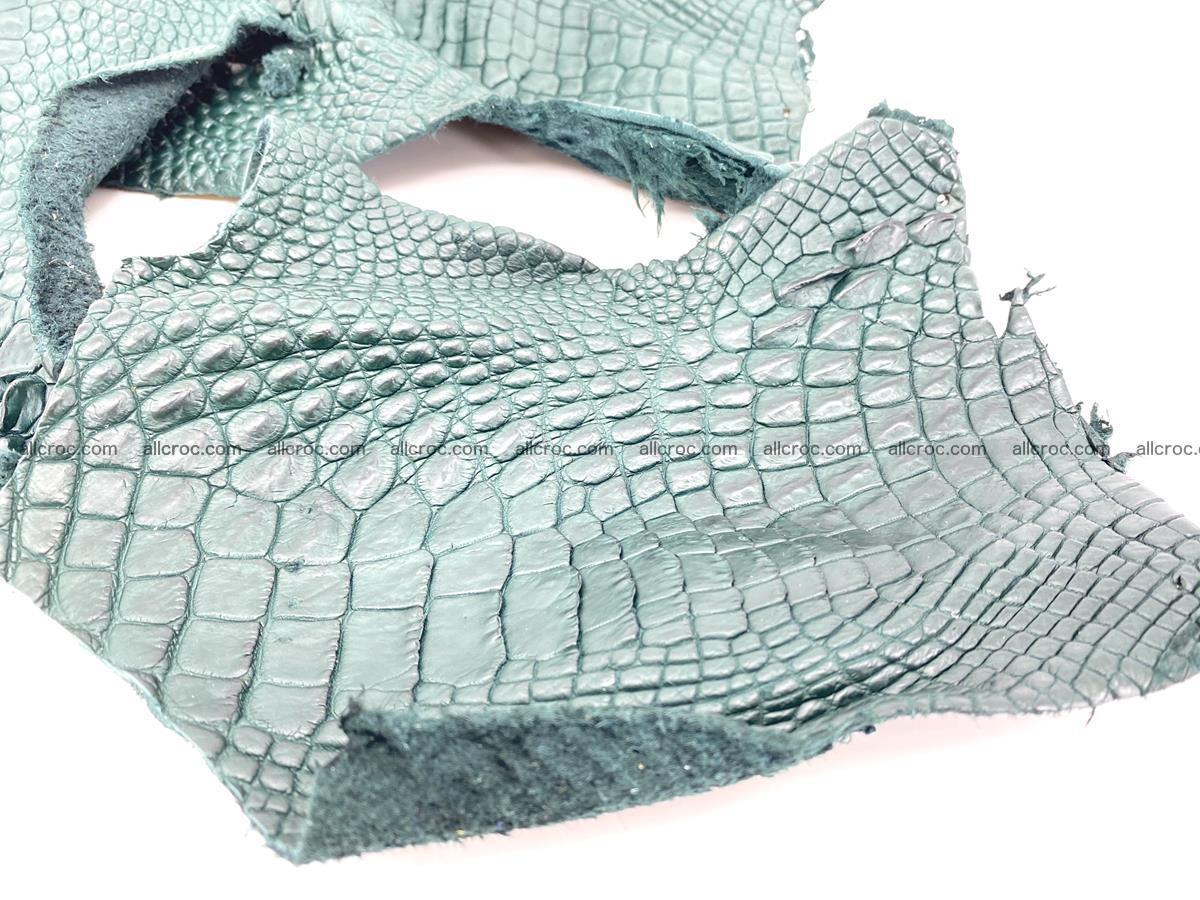 Crocodile leather for handcrafting  825 Foto 3
