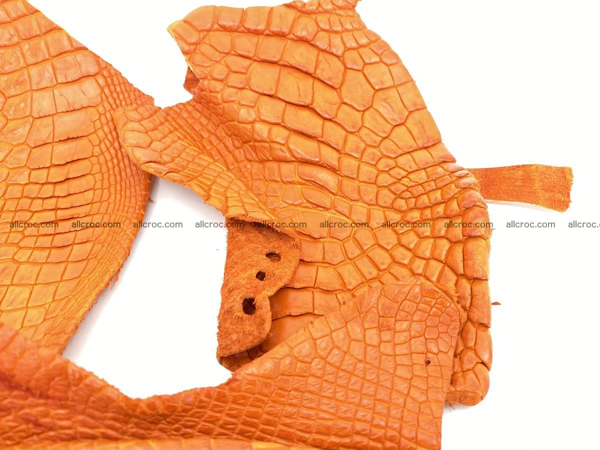Crocodile leather for handcrafting  831 Foto 2