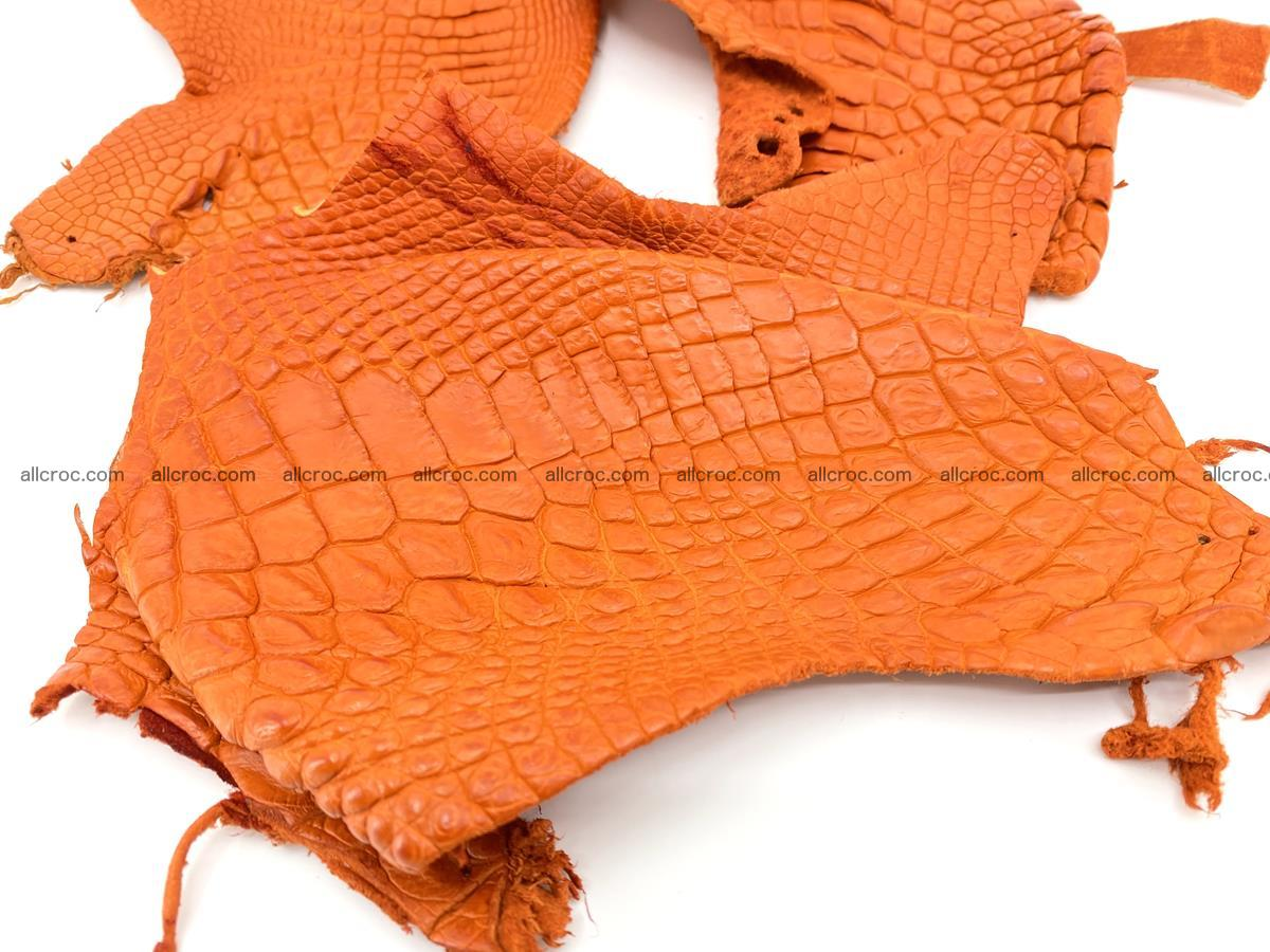 Crocodile leather for handcrafting  831 Foto 3
