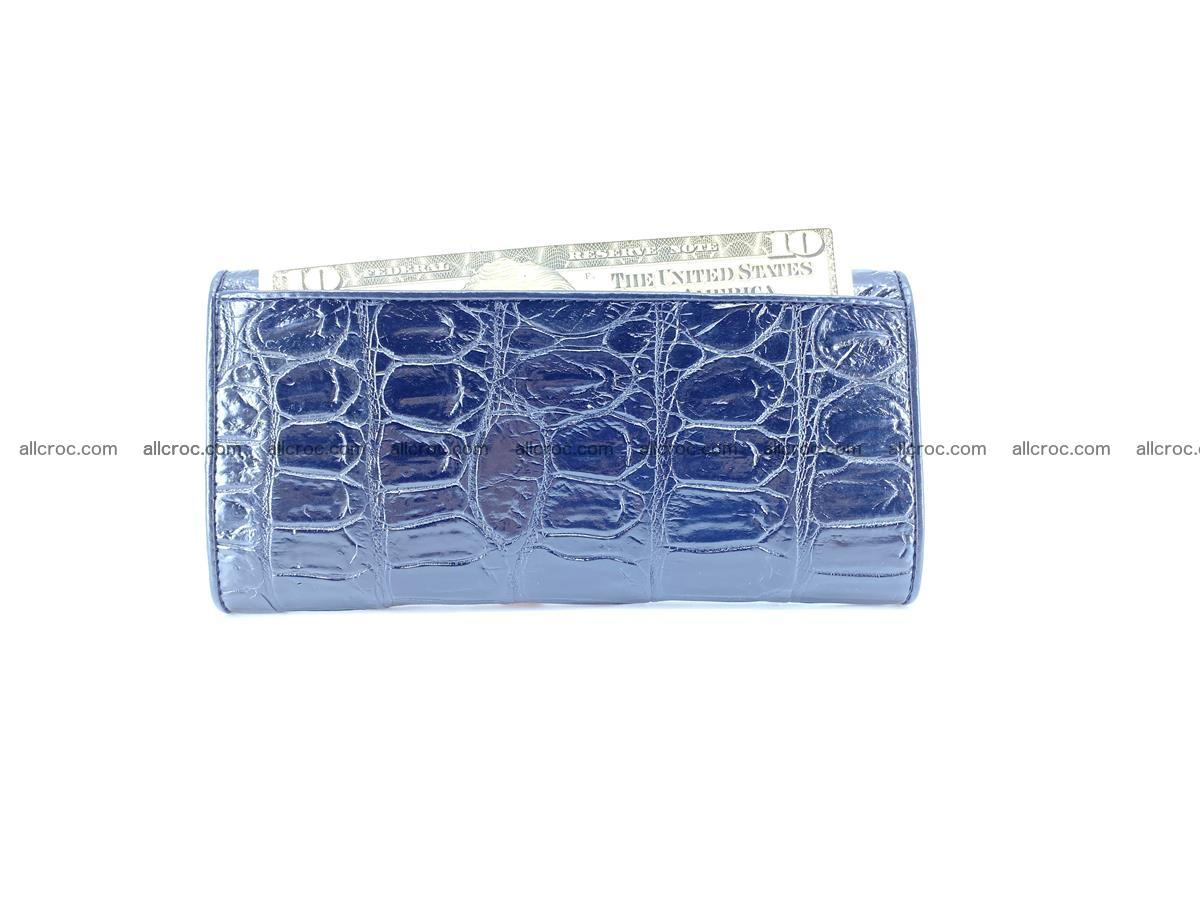Crocodile leather wallet 659 Foto 2