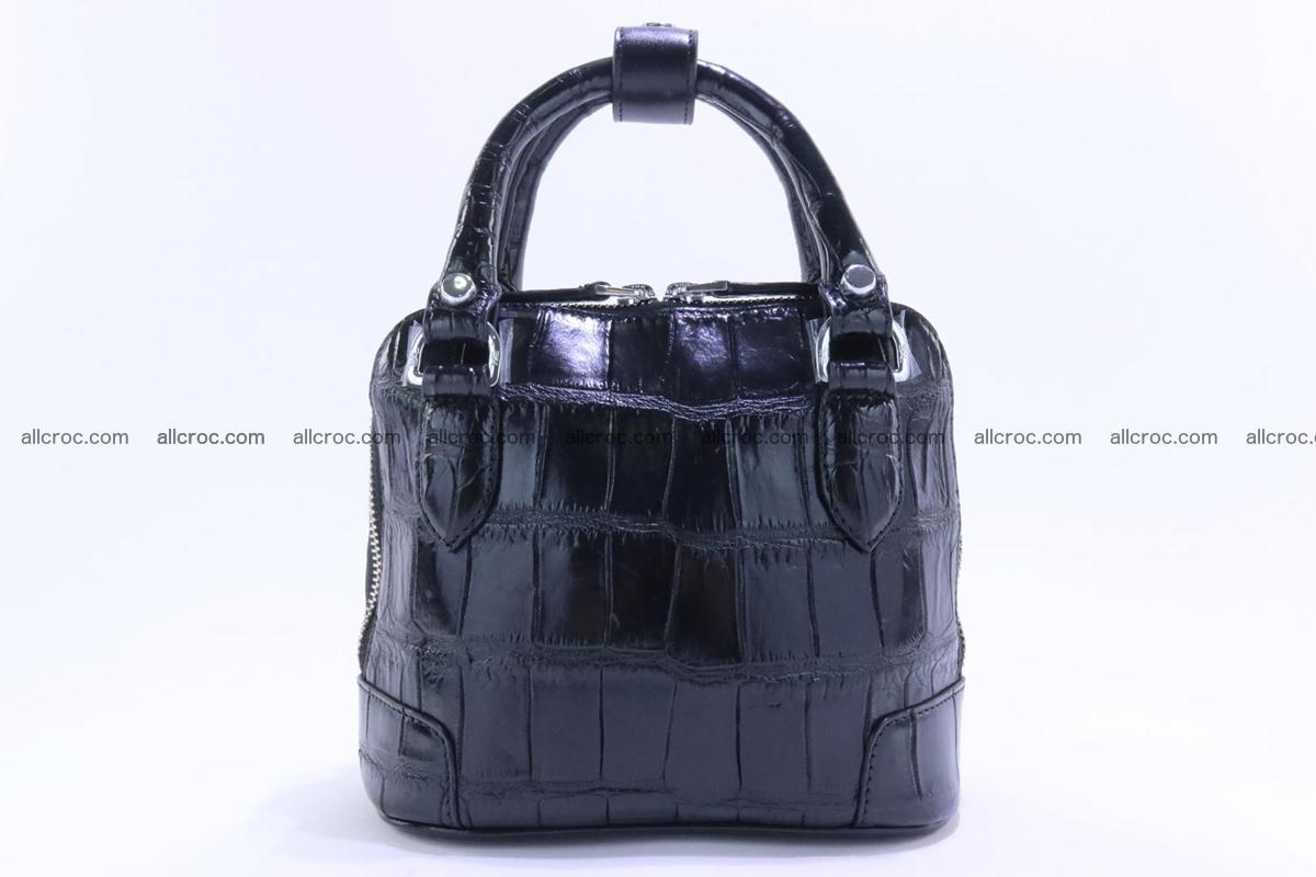 Siamese crocodile skin handbag 378 Foto 0