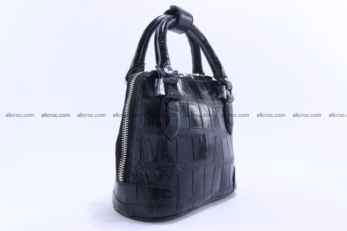 Siamese crocodile skin handbag 378 Foto 2