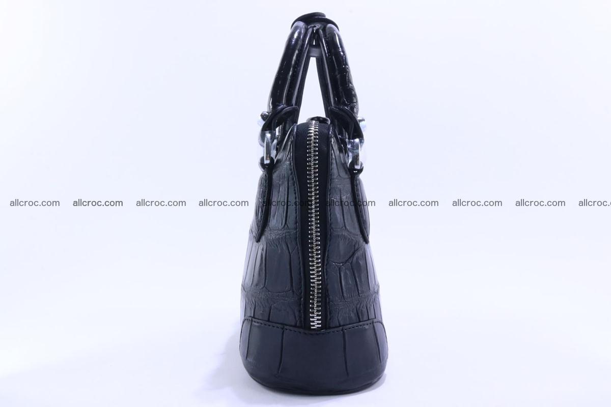 Siamese crocodile skin handbag 378 Foto 1