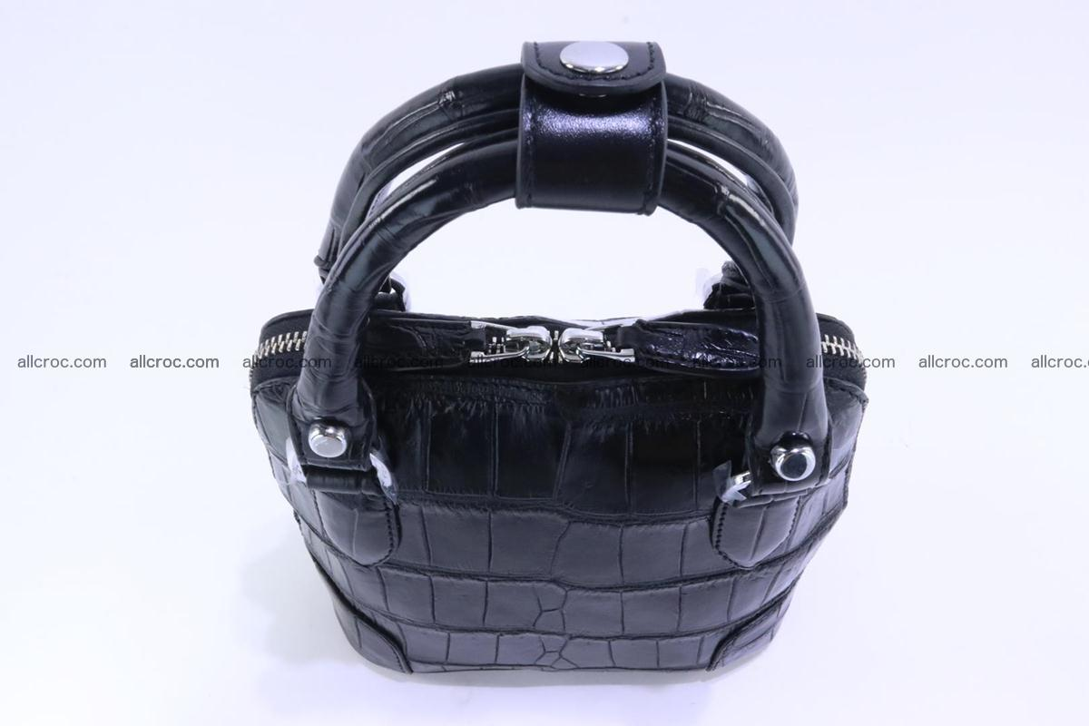 Siamese crocodile skin handbag 378 Foto 4