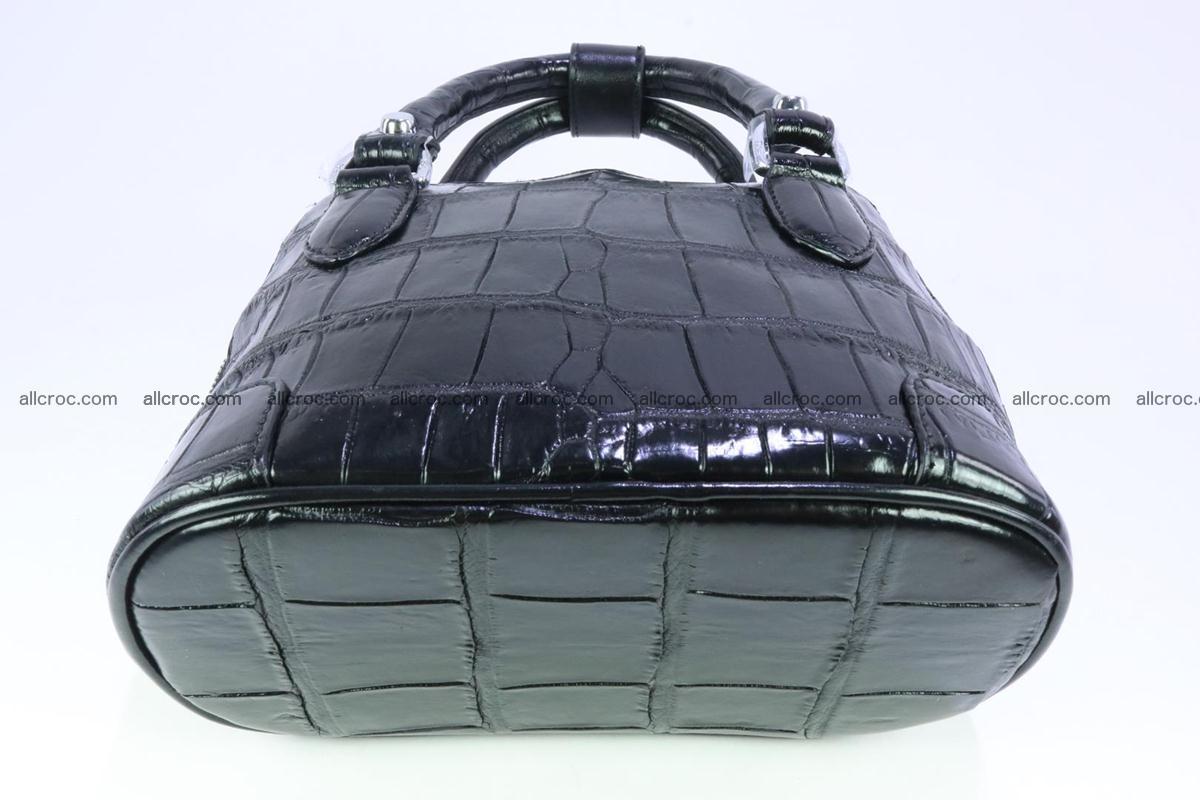 Siamese crocodile skin handbag 378 Foto 5