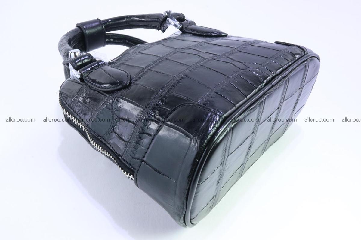 Siamese crocodile skin handbag 378 Foto 6