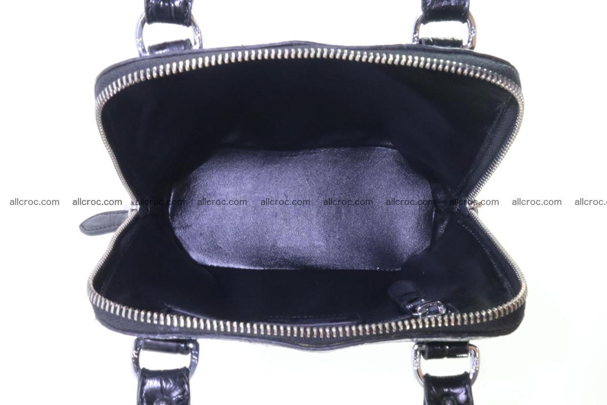 Siamese crocodile skin handbag 378 Foto 8