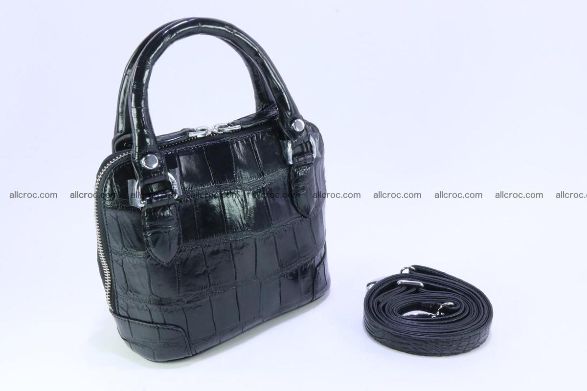 Siamese crocodile skin handbag 378 Foto 9