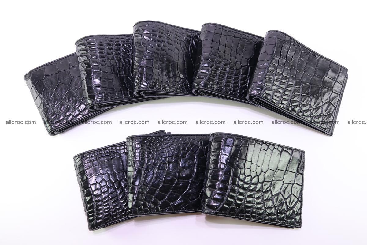 Siamese crocodile skin wallet 253 Foto 10