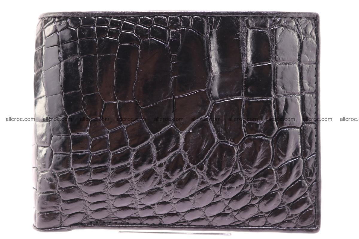 Siamese crocodile skin wallet 253 Foto 0