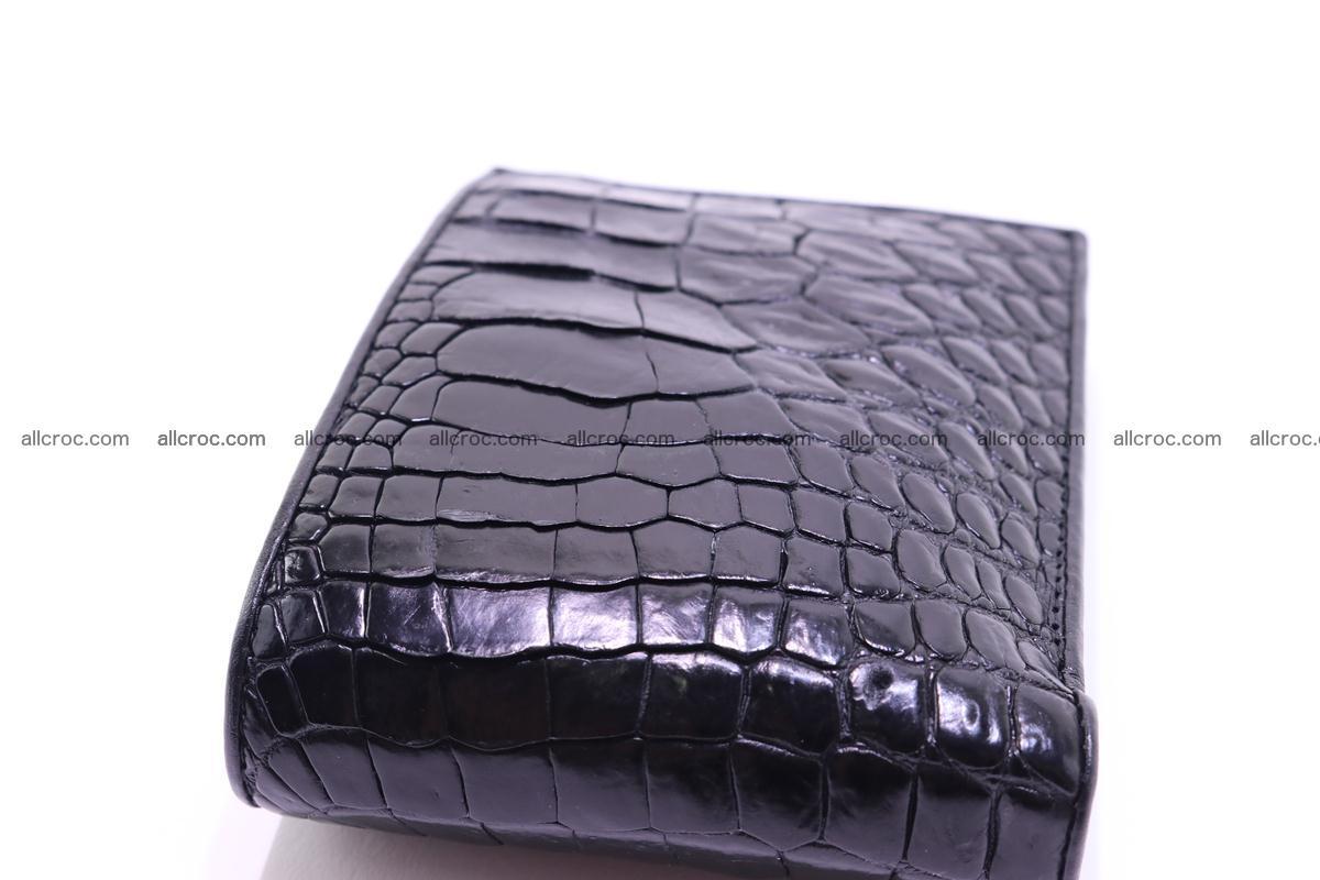 Siamese crocodile skin wallet 253 Foto 5