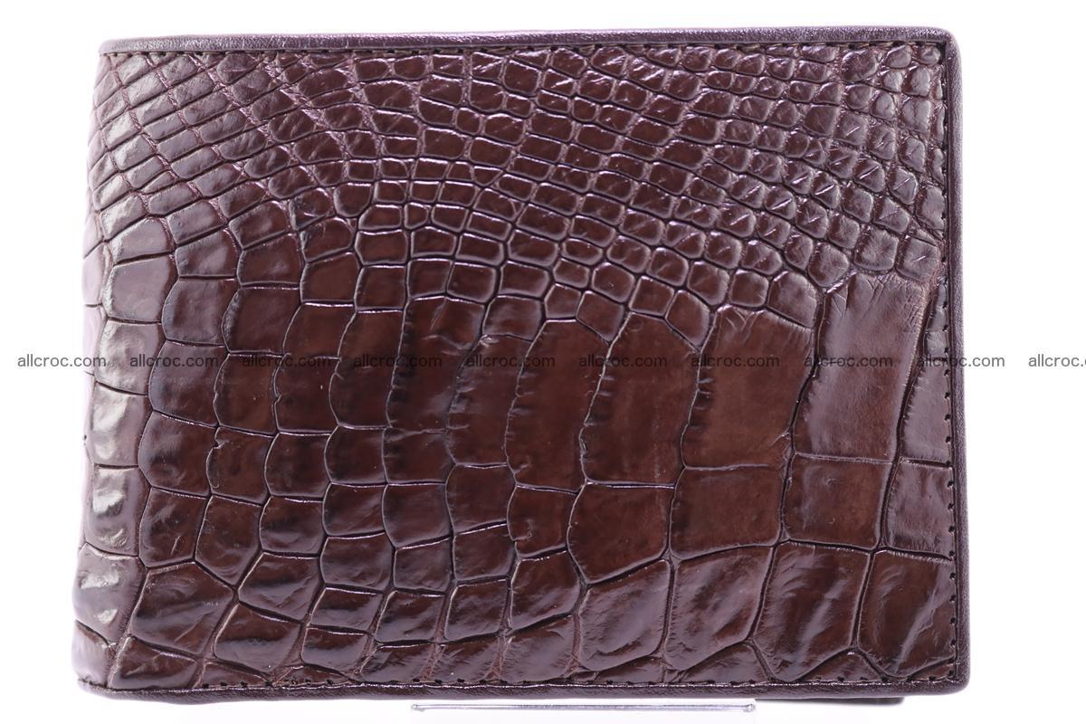 Siamese crocodile skin wallet 252 Foto 0