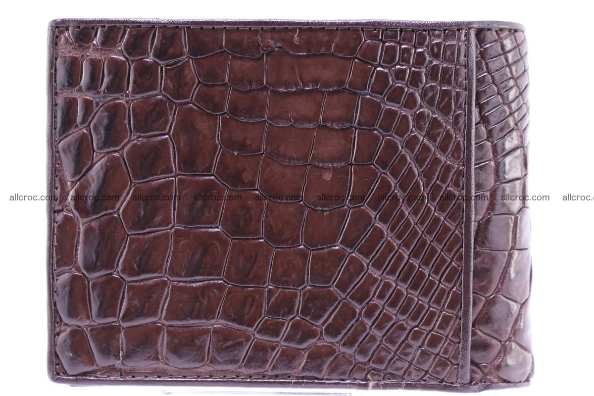 Siamese crocodile skin wallet 252 Foto 1